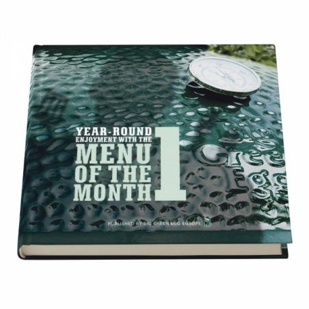 Kuchárska kniha menu...