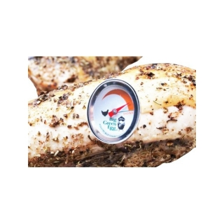 Poultry button® teplomer