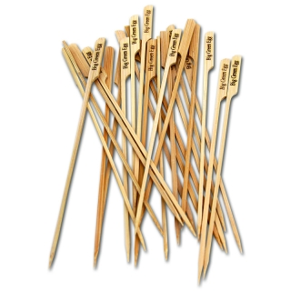 Bambusové špízy set 25 ks