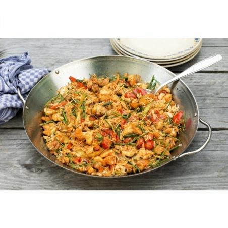 Paella grill panvica