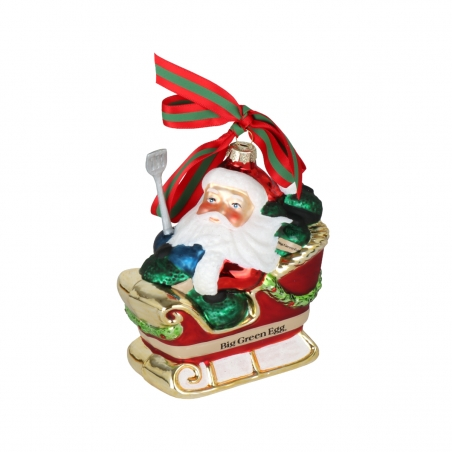 Vianočná ozdoba Santa Claus